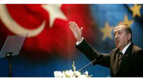 Ρ.Τ. Ερντογάν: «Μας προκαλεί θλίψη η Συνθήκη της Λωζάννης – Φοβάμαι αναβίωση εκείνης τωνΣεβρών»