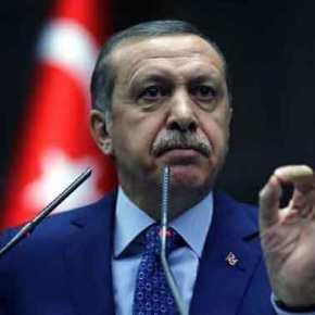 Παραδοχή Ρ.Τ.Ερντογάν: «Η Τουρκία κινδυνεύει σήμερα με εθνικό ακρωτηριασμό και νέα Συνθήκη τωνΣεβρών»