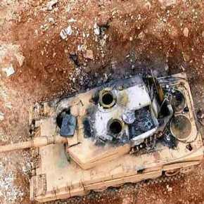 «Τάφος» των τουρκικών Leοpard 2A4 η αλ-Μπαμπ: Στα 25 άρματα μάχης οι συνολικές απώλειες του τουρκικούΣτρατού