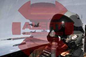 Τουρκικά & Ελληνικά Μαχητικά σε διπλή Εμπλοκή στοΑιγαίο!!