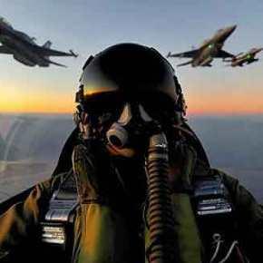 Άναυδοι οι χειριστές των F-16 της Αιγύπτου με τους Έλληνες πιλότους: «Μάθαμε να πολεμούμε από την αρχή» – Ανατριχιαστικόβίντεο