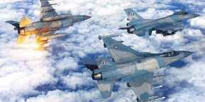 Το πιθανότερο σενάριο για τον εκσυγχρονισμό των F-16! Πόσα θααναβαθμιστούν