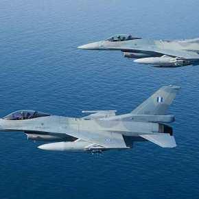 Τουρκικά F16 στοΚαστελόριζο!