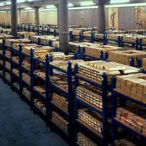 Γεμίζουν με ράβδους χρυσού τα θησαυροφυλάκια της Μπούντεσμπανκ – Τι φοβάται τοΒερολίνο;