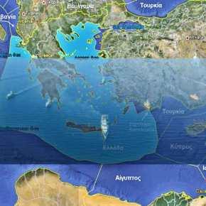 Mε δύο ΝΑVTEX η Άγκυρα «περικυκλώνει» το Καστελλόριζο εν μέσωΧριστουγέννων