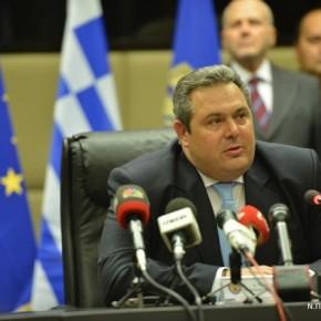 Πάνος Καμμένος: Εθνική επιταγή η υποστήριξη τηςΚύπρου
