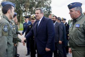 Ο Π. Καμμένος επιβεβαίωσε το «pentapostagma.gr»: «Τούρκοι πιλότοι εκτόξευσαν αντίμετρα για να ξεφύγουν – Διαλυμένες οι Ένοπλες Δυνάμεις τους»(βίντεο)