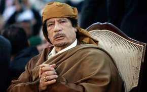 TO ΣΥΓΚΛΟΝΙΣΤIΚΟ VIDEO με τον Καντάφι…Τα είχε προβλέψειόλα!!