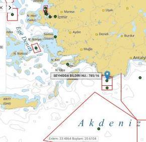 Το Καστελλόριζο μέσα σε τουρκική άσκηση ανθυποβρυχιακού πολέμου! –NAVTEX