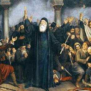 13 Δεκεμβρίου 1803: Η θυσία στο Κούγκι – Το μεγαλείο της αδούλωτης ελληνικήςψυχής