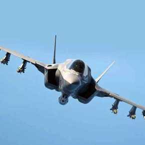 Έφθασαν στο Ισραήλ τα δύο πρώταF-35-BINTEO