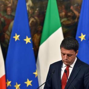 Οι Ιταλοί ψήφισαν ΟΧΙ – Παραίτηση Ρέντσι τα ξημερώματα! Τριγμοί στηνΕυρώπη