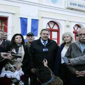 Επιχείρηση «ελληνικού διχασμού» από την Άγκυρα – Σφοδρή επίθεση σε ΣΥΡΙΖΑ, ΑΝΕΛ, ΧΑ – Ύμνοι γιαΝΔ
