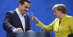 Δυσαρέσκεια Μέρκελ για τους χειρισμούς της ελληνικής κυβέρνησης στοπροσφυγικό