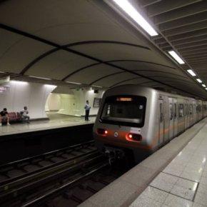 Ανοιχτοί για τη φιλοξενία αστέγων πέντε σταθμοί του Μετρό Για να προστατευτούν από το δριμύψύχος