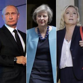 Οι 8 ηγέτες και οι δυο «άγνωστοι» που θα κρίνουν το 2017 τη μοίρα της Ε.Ε Τα 10 «πρόσωπα» και τις προκλήσεις για την Ευρωπαϊκή Ενωση το 2017 έβαλε σε έναν κατάλογο τοReuters.
