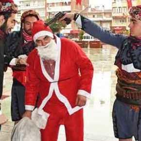 Ισλαμιστές-φασίστες διαδηλώνουν κατά των…Χριστουγέννων στο Αϊδίνι της Τουρκίας!ΒΙΝΤΕΟ