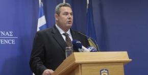 Δήλωση ΥΕΘΑ Πάνου Καμμένου μετά τη συνάντησή του με τον Υπουργό Άμυνας της Αυστρίας Hans Peter Doskozil στηΒιέννη