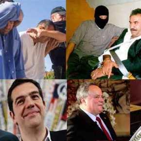Από τον Οτσαλάν και τη παράδοσή του στους 8 Τούρκους που ζητούν άσυλο η ντροπή είναιίδια