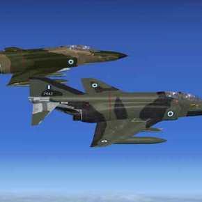 Πρώτο θέμα στην Τουρκία η απόσυρση των ελληνικών μαχητικών/φωτοαναγνωριστικών Phantom RF-4E! – Έντονο ενδιαφέρον για τις εξελίξεις…(βίντεο)