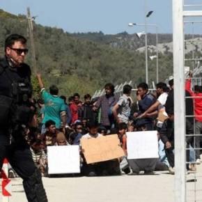 «Μαύρες» επιχειρήσεις στην Λέσβο; – «Διαδόθηκε» ότι ανοίγουν τα σύνορα και οι πρόσφυγεςπανηγυρίζουν
