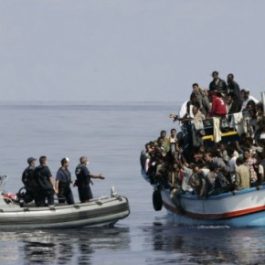 Ανησυχίες από την ανοδική ροήμεταναστών