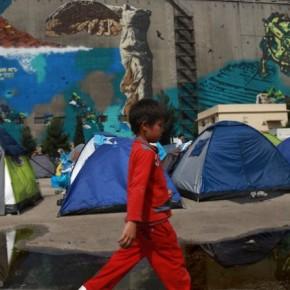 Ειδικές ζώνες για τα ασυνόδευταπροσφυγόπουλα