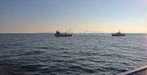 """Οι Τούρκοι ψαράδες """"πήραν"""" τη Ζουράφα! Τι καταγγέλουν Έλληνεςαλιείς!"""