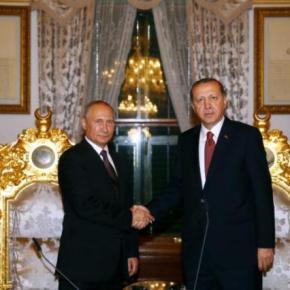 Μόσχα και Άγκυρα δεν θα διαταράξουν τη σχέση τους εκτιμά τοStratfor