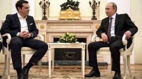 Συνομιλία Πούτιν – Τσίπρα για Συρία,Κυπριακό