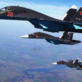 Ρ.Τ.ΕΡΝΤΟΓΑΝ: «ΕΧΩ ΑΠΟΔΕΙΞΕΙΣ ΟΤΙ ΟΙ ΗΠΑ ΣΤΗΡΙΖΟΥΝ ΤΗΝ ISIS»!Πρώτη κοινή επιχείρηση ρωσικής Αεροπορίας και τουρκικού Στρατού: Ρωσικά Su-24 και Su-34 βομβάρδισαν στόχους της ISIS στηναλ-Μπαμπ