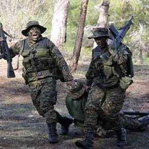 Σαν να είναι έτοιμοι από καιρό οι νέοι Κύπριοι Καταδρομείς …Ενθουσίασαν τον ΥΠΑΜ!(φώτο)