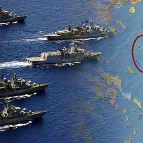 Η Αγκυρα άλλαξε τα ονόματα σε 11 νησιά του Αιγαίου! – Εξέδωσε και ΝΟΤΑΜ απαγόρευσης εκτέλεσης ελληνικώνασκήσεων!
