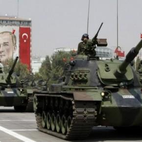 EKTAKTO: Ο τουρκικός κρατικός μηχανισμός προετοιμάζεται για γενική επιστράτευση! -ΤΙ ΣΥΜΒΑΙΝΕΙ ΣΤΗΝΑΓΚΥΡΑ;