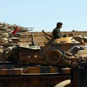 Πνίγεται στο αίμα η επιχείρηση των Τούρκων «Ασπίδα του Ευφράτη» στη Συρία – Τους καθήλωσαν οι Κούρδοι(βίντεο)