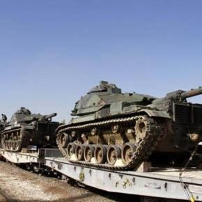 «Κόκκινο ποτάμι»: Χιλιάδες τουρκικού προσωπικού και εκατοντάδων αρμάτων μάχης, ΤΟΜΑ και Α/Κ πυροβόλων στην συριακή Αλ-Μπαμπ ΜΑΖΙΚΗ ΑΠΟΣΤΟΛΗ ΕΝΙΣΧΥΣΕΩΝ ΕΠΙΠΕΔΟΥ ΜΕΡΑΡΧΙΑΣ ΠΡΙΝ ΤΗΝ ΤΕΛΙΚΗΕΠΙΘΕΣΗ