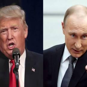 ΔΗΛΩΣΗ ΣΤΗΡΙΞΗΣ ΠΡΟΣ ΤΗΝ ΜΟΣΧΑ ΑΠΟ ΤΟ ΝΕΟ ΠΡΟΕΔΡΟ ΤΩΝ ΗΠΑ O Ν. Τραμπ προαναγγέλλει πόλεμο κατά της τρομοκρατίας συνεργαζόμενος με την Ρωσία: «Θα τους σβήσουμε από το πρόσωπο τηςγης»