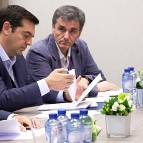 Ποιους θα δει ο Τσίπρας στις Βρυξέλλες – Ο ύποπτος ρόλος Σόιμπλε καιΔΝΤ