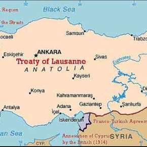 """Η Ε.Ε. """"χαϊδεύει"""" τον Ερντογάν για την αμφισβήτηση της Συνθήκης τηςΛωζάννης!"""
