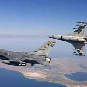 ΕΚΤΑΚΤΟ: «Φωτιά» παίρνει το Αιγαίο – Από το πρωί συνεχείς εικονικοί βομβαρδισμοί ελληνικούεδάφους