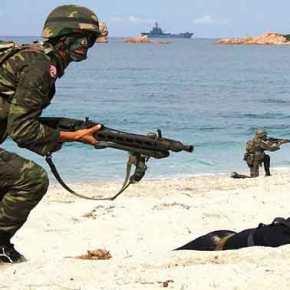 Π.Καμμένος: «Oι απειλές της Τουρκίας αυξάνουν τον κίνδυνο πολέμου στοΑιγαίο»