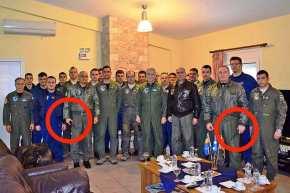 Στο νησί της Αεροπορικής Αιχμής πέταξε ο Αρχηγός της ΤΑ…Ετοιμοπόλεμοι οι «Αετοί του Αιγαίου» (video)