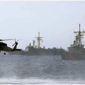 Καστελόριζο «ΓΙΟΚ»…Δεν ξεμύτισαν τα Πλοία της Τουρκίας στοΑιγαίο!