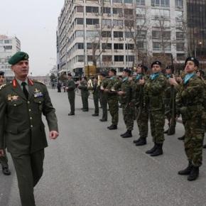 Ο νέος Διοικητής Γ΄ΣΣ/NRDC-GR, Αντιστράτηγος ΔημήτριοςΜπίκος