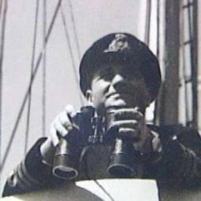 """""""Έφυγε"""" ο Έλληνας ήρωας της απόβασης στη Νορμανδία Ναύαρχος ΓρηγόρηςΠαυλάκης"""