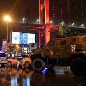 Πανικός στην Τουρκία: Στους 39 οι νεκροί από την επίθεση στην Κωνσταντινούπολη – 16 από τα θύματα είναι ξένοι (φωτό, βίντεο)(upd)