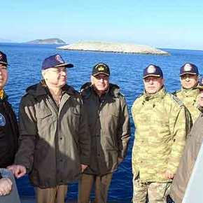 Ο κύβος ερρίφθη: Προς ελληνοτουρκικό πολεμικό επεισόδιο – Πότε το προσδιορίζουν οι Τούρκοι – Κλίμα νίκης μεταδίδουν τουρκικά ΜΜΕ με κατηγορίες κατά Ελλάδας – Νέο βίντεο απόΊμια