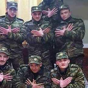 """""""Αλβανικός αετός"""" και στην ΕΛΔΥΚ! Η νέα φωτογραφία στρατιώτη είναι από τηνΚύπρο"""
