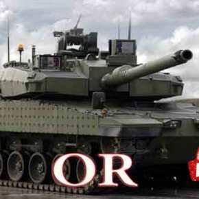 """Αυστριακό """"χειρόφρενο"""" στο τουρκικό άρμα μάχηςAltay"""