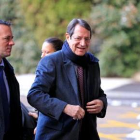 Ιστορικής σημασίας ημέρα για το Κυπριακό – Πρώτη φορά ανταλλάσσονταιχάρτες